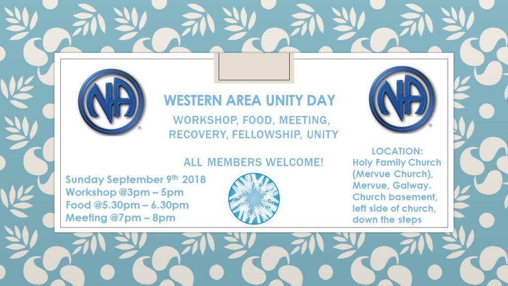 Western Area Unity – Sept 2018