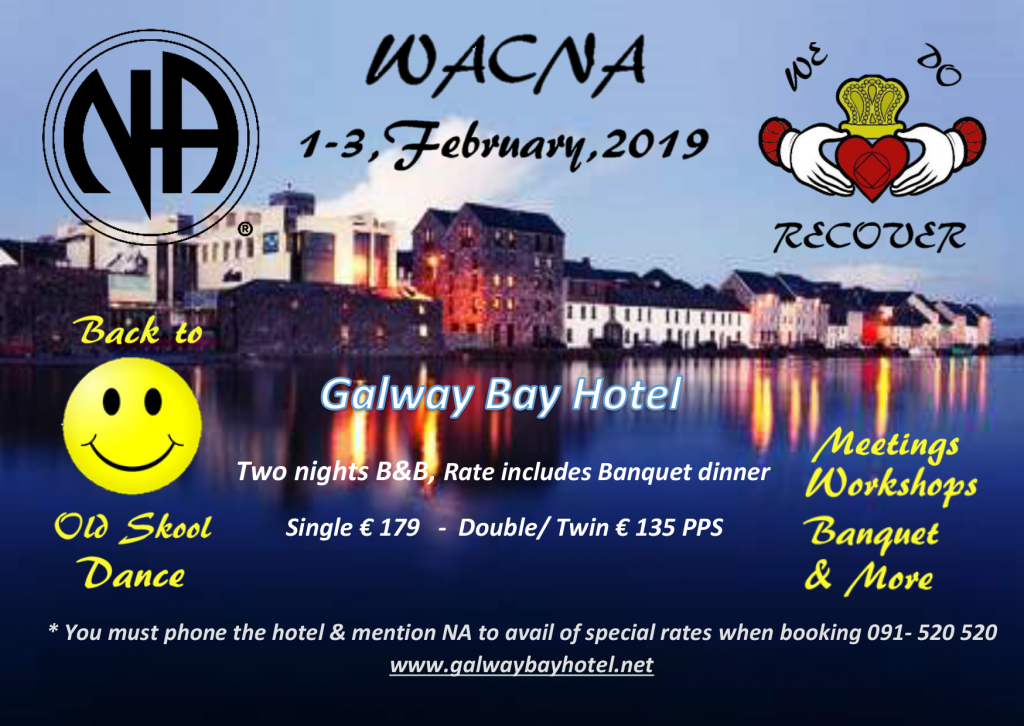 WACNA Feb 1-3, 2019