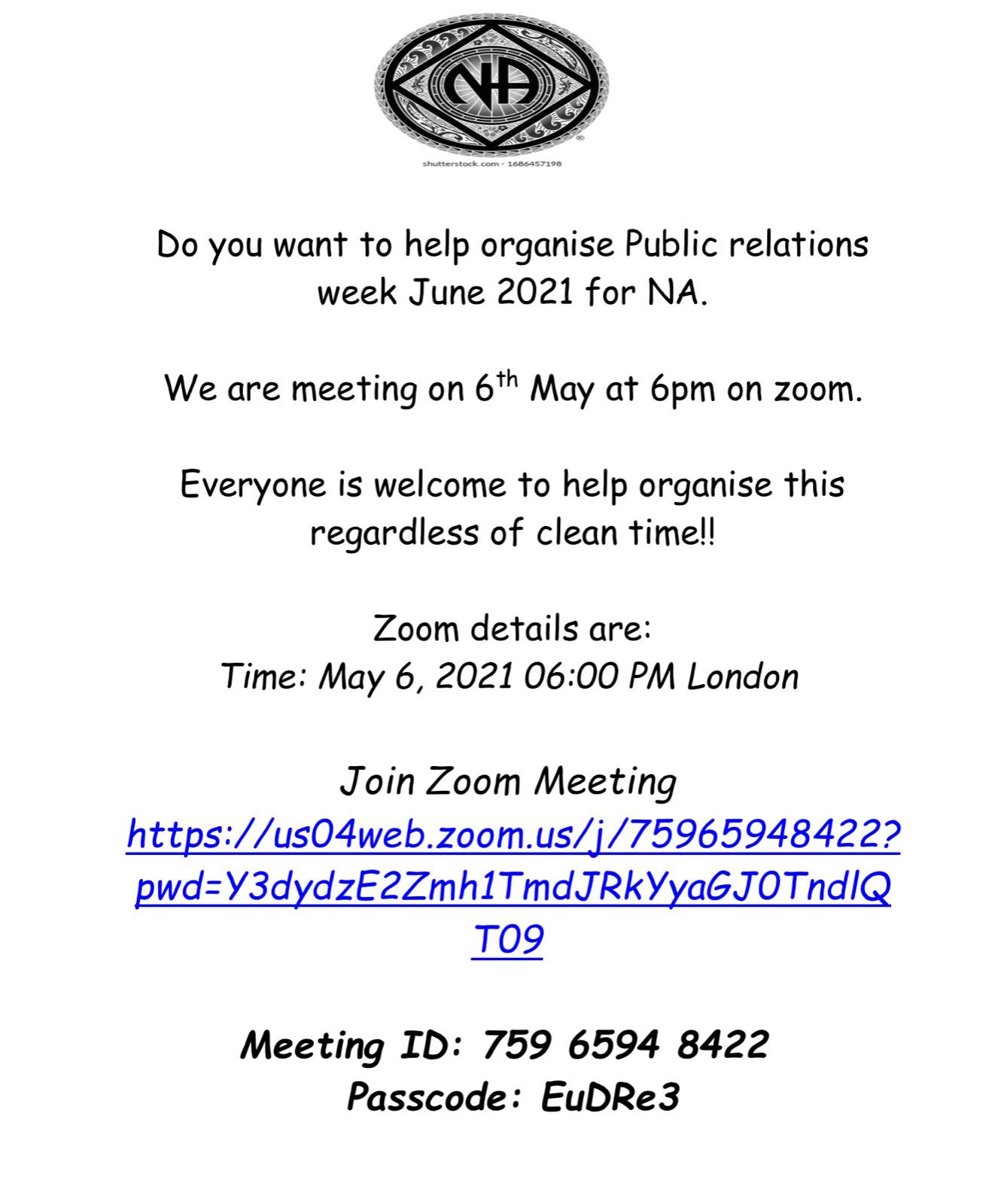 Public Relations Week June 2021